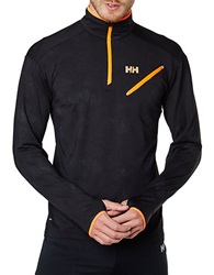 Helly Hansen Pace Norvis Ls Pullover Black