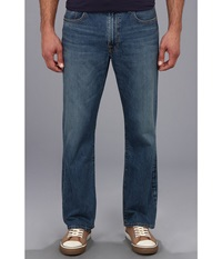 Lucky Brand 181 Relaxed Straight In Delwood S Delwood Men's Jeans Blue