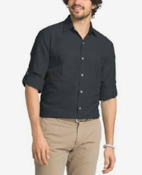 G.H. Bass And Co. Explorer Long Sleeve Shirt India Ink