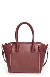 Sole Society 'Kaylen' Faux Leather Crossbody Satchel