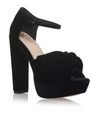Kurt Geiger Jackpot Platform Sandals Female Black