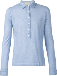 Capobianco Button Shirt Blue