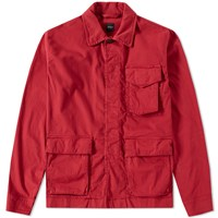 Albam Travel Jacket Red