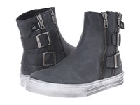 Harley Davidson Inkwood Black Women's Zip Boots