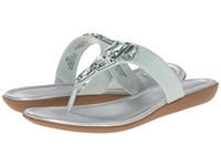 Bandolino Jesane Light Green Synthetic Women's Sandals