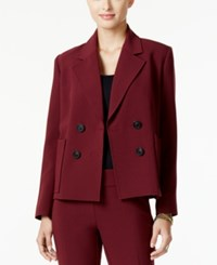 Alfani Double Breasted Blazer Only At Macy's Marooned