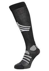 Adidas Performance Tango Sports Socks Black White