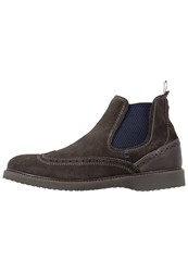 Wrangler Crossfield Boots Anthracite Grey