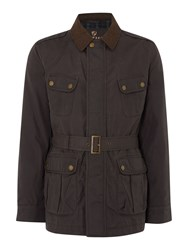 Howick Hawker Four Pocket Jacket Khaki