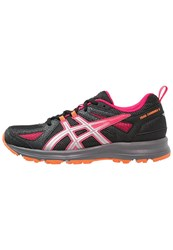 Asics Trailtambora 5 Trail Running Shoes Carbon Silver Azalea Anthracite