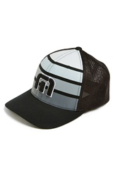 Travis Mathew 'Brash' Trucker Hat Black