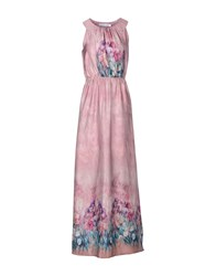 Anonyme Designers Dresses Long Dresses Women Pastel Pink