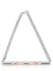 Vita Fede Cylinder Stone Necklace