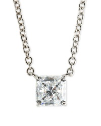 Fantasia Cz Pendant Necklace
