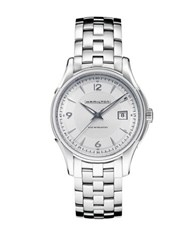 Hamilton Jazzmaster Viewmatic Automatic Stainless Steel Watch Silver