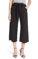 Women's 7 For All Mankind High Rise Crop Palazzo Pants