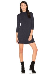 Michael Stars Swing Dress Blue