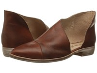 Free People Royale Flat Taupe Women's Flat Shoes