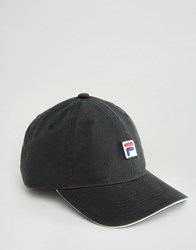 Fila Cap Box Logo Black