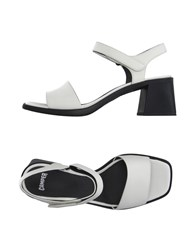 Camper Footwear Sandals Women White