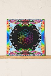 Urban Outfitters Coldplay A Head Full Of Dreams Lp Pink
