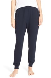 Midnight By Carole Hochman Women's Terry Lounge Pants Midnight