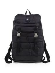 Polo Ralph Lauren Nylon Mountain Backpack Black
