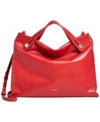 Skagen Mikkeline Satchel Red
