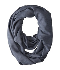 Love Quotes Rayon Infinity Scarf Greylange Scarves Gray