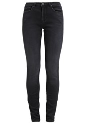 Opus Elma Slim Fit Jeans Blue Washed Dark Blue