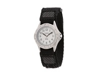 Timex Children's My First Outdoor Black Fast Wrap Watch Silver Watches
