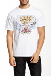 Bravado Green Day Dookie Graphic Tee White
