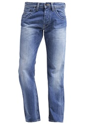 Pepe Jeans Jeanius Relaxed Fit Jeans Denim Light Blue