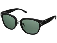 Tory Burch 0Ty9041 Matte Black Green Solid Fashion Sunglasses