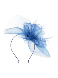 Linea Liberty Fascinator Cobalt