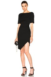 Alexandre Vauthier Dress In Black