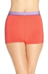 Exofficio Women's Give N Go Sport Boyshorts Hot Coral