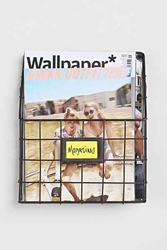 Magazine Wall Rack Urban Outfitters