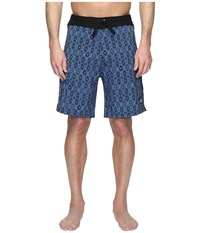 Body Glove Vapor Off The Wall Boardshorts Royal Heather Men's Shorts Blue
