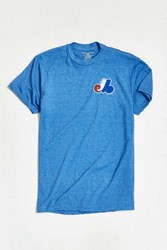 Urban Outfitters Montreal Expos 2016 Tee Blue