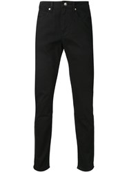 Levi's Made And Crafted 'Needle Narrow Clean Back' Slim Jeans Black