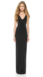 Dsquared Sleeveless Jersey Gown