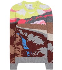 Barrie Cashmere Sweater Multicoloured