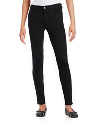 Vince Camuto Five Pocket Skinny Jeans Noire Denim