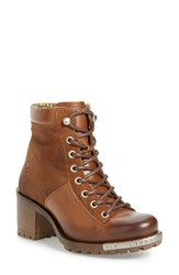 Fly London Women's 'Leal' Boot Camel Oil Suede