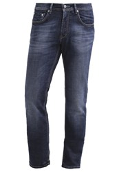 Baldessarini Jack Regular Fit Straight Leg Jeans Blau Blue Denim
