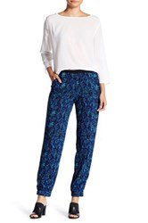 French Connection Soho Drape Trouser Multi