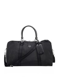 Dunhill Guardsman Duffel Bag Black
