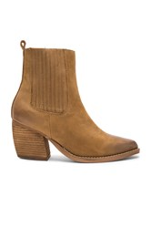 Urge Toronto Booties Tan