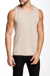Autumn Cashmere Double Layer Muscle Tank Multi